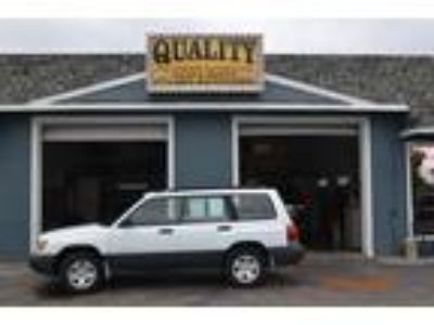 Used 2000 SUBARU FORESTER For Sale