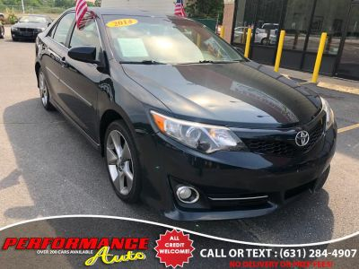 2014 Toyota Camry L (Gray)