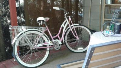 "26"" WOMEN'S BEACH CRUISER"