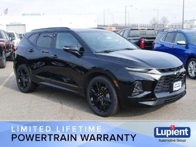 2019 Chevrolet Blazer (Black)