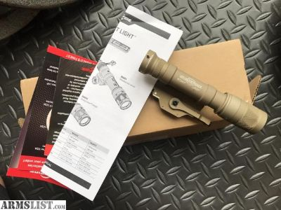 For Sale: Surefire M620V Tan