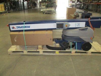 2013 Robopac S6 PVS Stretch Wrap Machine RTR# 9044800-01