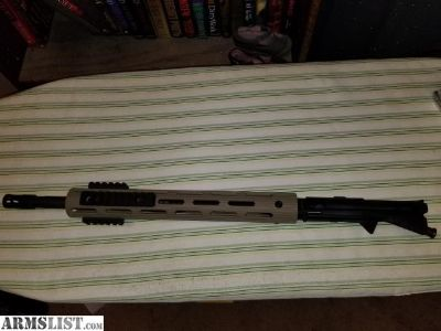 For Sale: DPMS 16in upper