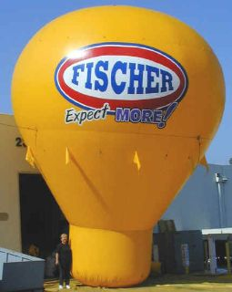 Best Cold Air Balloons Supplier in San Diego