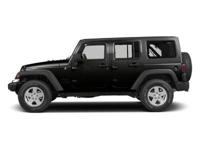 2014 Jeep Wrangler Unlimited Sport (Black)