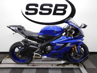 2017 Yamaha YZF-R6 SuperSport Motorcycles Eden Prairie, MN