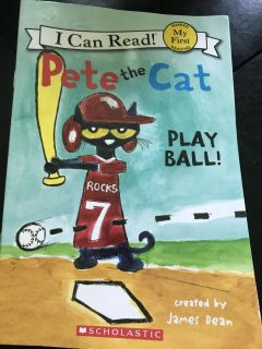 Pete the Cat Play Ball!