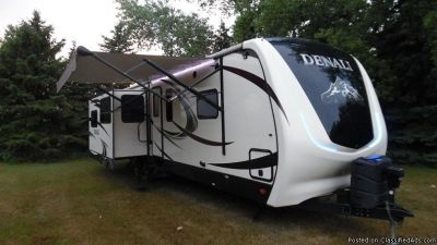=2015 Keystone Denali 287 RE Travel Trailer=...