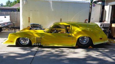 74 Chevy Vega Wagon