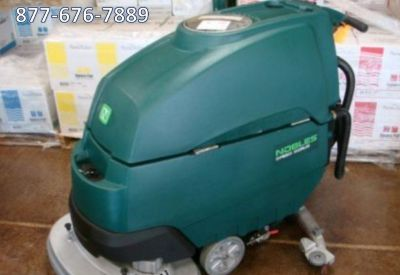 Used Walk Behind Floor Scrubbers | Industrial Floor Sweepers