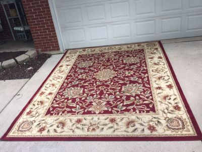 Large area rug $50