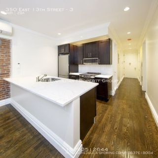 Brand New East Village Gut Renovated Convertible 5 Bedroom w/ 2 Full Bathrooms and a Washer & Dryer in unit