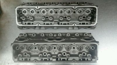 '041 Chevy cylinder heads - MATCHING DATE CODES