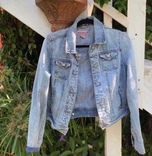 Duck Jeans Jacket size large