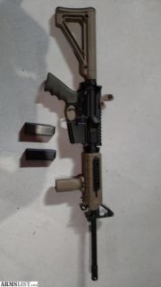 For Sale: Ar15 9mm
