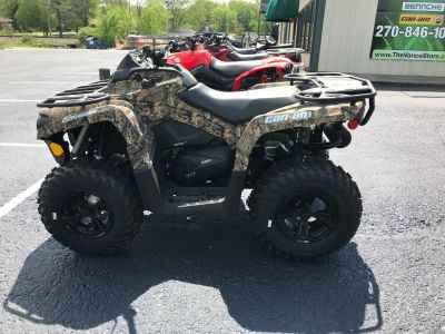 2018 Can-Am Outlander DPS 450 Utility ATVs Glasgow, KY