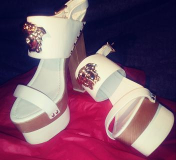Versace Platform Sandals