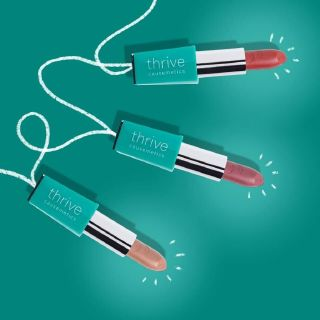Creamy and Colorful Liquid Matte Lipstick by Thrive Causemetics