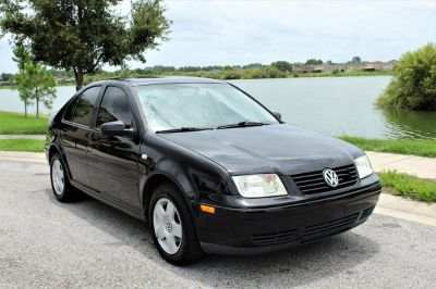 2002 Volkswagen Jetta GLS (Black)