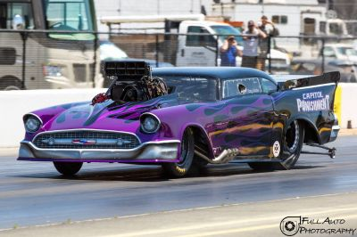 57 Chevy Pro Mod For Sale