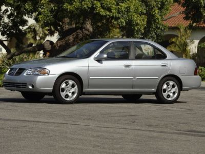 2005 Nissan Sentra 1.8 ()
