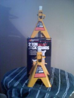 Jack Stands - Pair - In Box