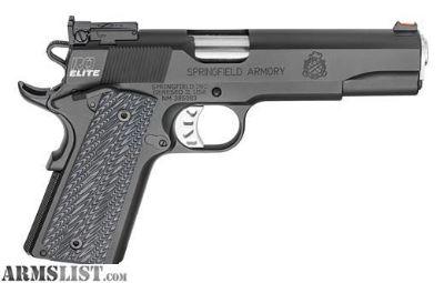 For Sale: New in box Sprinfield Range Officer Elite 9mm