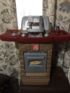 Fisher Price Grill