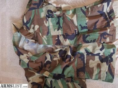 For Sale: Military Surplus BDU's - Uniforms