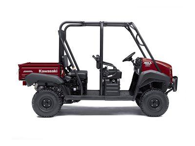2019 Kawasaki Mule 4010 Trans4x4 Side x Side Utility Vehicles South Haven, MI