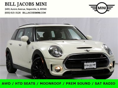 2017 MINI Clubman Clubman (Pepper White)