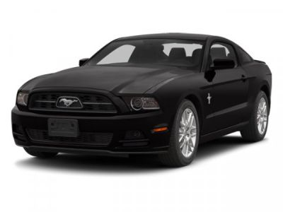 2014 Ford Mustang V6 Premium (Red)