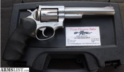 For Sale: Ruger Security-Six .357 Mag Revolver, Made in 1984