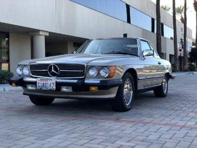 1988 Mercedes-Benz 560 Series 2dr Roadster 560SL