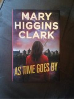 As Time Goes By by Mary Higgins Clark Hardcover