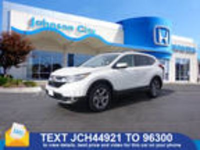 2018 Honda CR-V White, new
