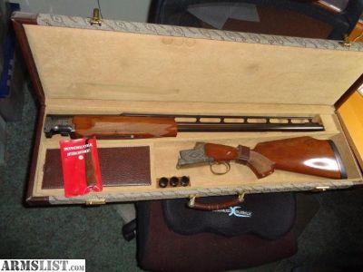 For Sale: Winchester 101 Diamond Grade Uni-Single 12 Ga. Trap Gun NICE!