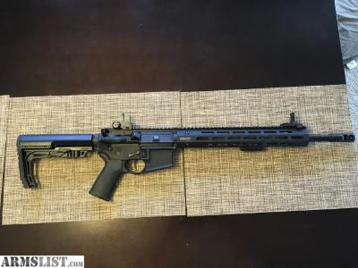 For Sale/Trade: AR-15 Custom Build