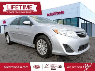 2014 Toyota Camry L (Silver)