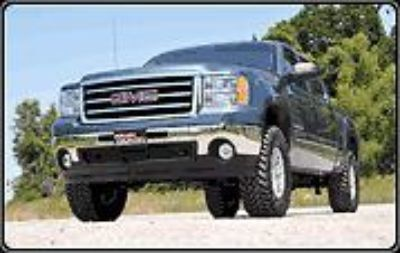 """Purchase ROUGH COUNTRY 2.5"""" SUSPENSION LIFT KIT CHEVY SILVERADO GMC 1500 07-12 2WD 4WD motorcycle in Fairfield, California, US, for US $149.95"""