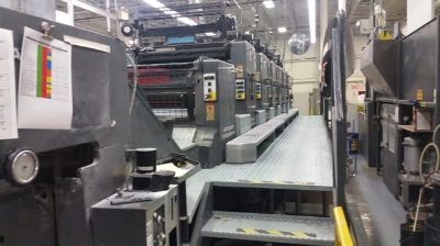 Buy Used 1989 CD102S+LX Heidelberg Printing Presses
