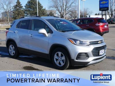 2019 Chevrolet Trax (Silver Ice Metallic)