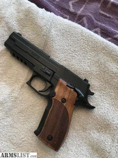 For Sale: German Sig 226 X-5 Tactical 9mm SAO