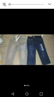 Infant/toddler Brand new baby GAP jeans