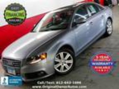 used 2011 Audi A4 for sale.