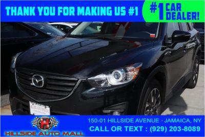 2016 Mazda CX-5 AWD 4dr Auto Grand Touring (Jet Black Mica)