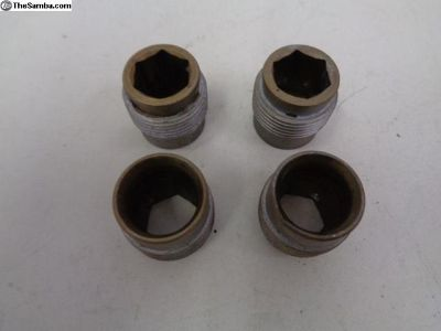NOS Golf Jetta Lower Fuel Injector Sleeve