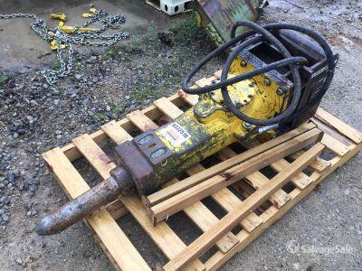 Atlas Copco SB 452 Backhoe Hydraulic Breaker