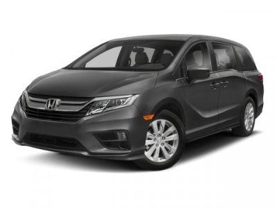 2018 Honda Odyssey LX (Gray)