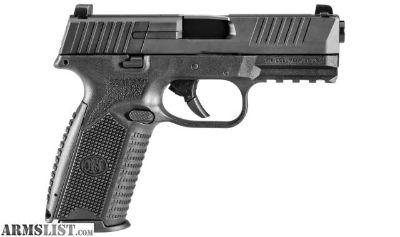 "For Sale: FNH FN-509 9mm Semi Auto Pistol 4"" Barrel 17 Round Ambidextrous Controls"